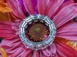 Asscher Diamond Eternity Wedding Band Anniversary Ring